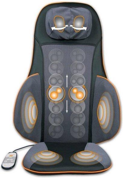 Medisana Massagesitzauflage »MC 825«, 1-tlg., neuartige Akupressurmassage im Bereich der Taille und der Oberschenkel
