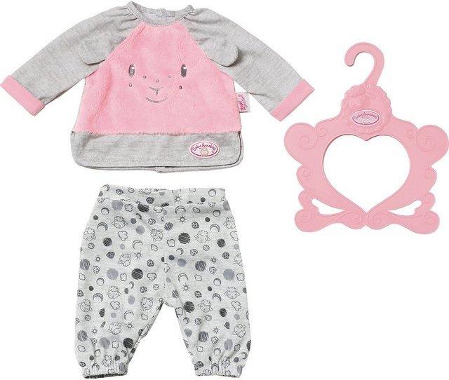 Zapf Creation® Baby Annabell Sweet Dreams Pyjama 43 cm