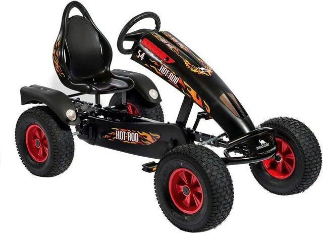 Dino Cars Hot Rod BF1, schwarz