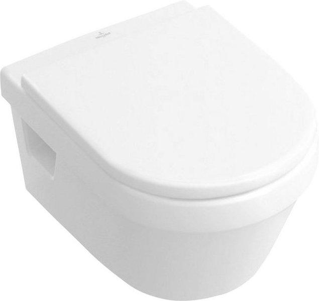 VILLEROY & BOCH Wand-WC »Architectura«, spülrandlos