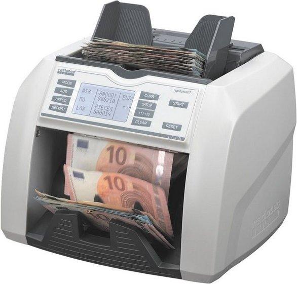 RATIOTEC Banknotenzählmaschine »rapidcount T 275«