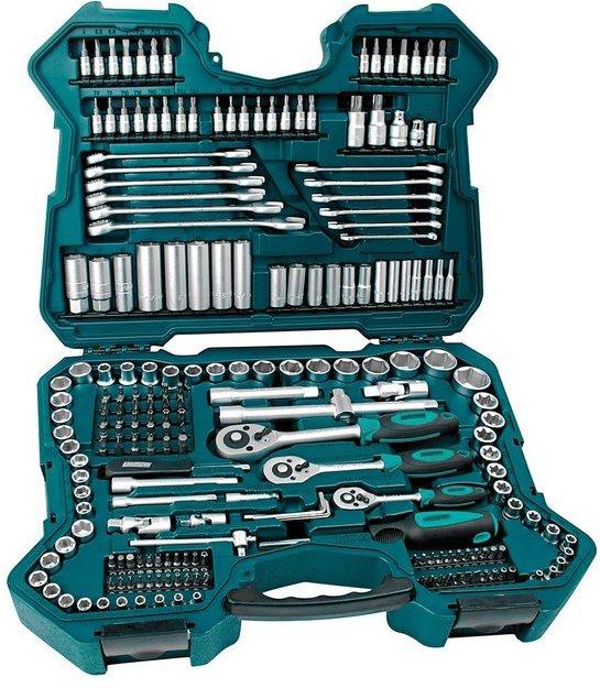 Brueder Mannesmann Werkzeuge Steckschlüsselsatz »(215-tlg.)«