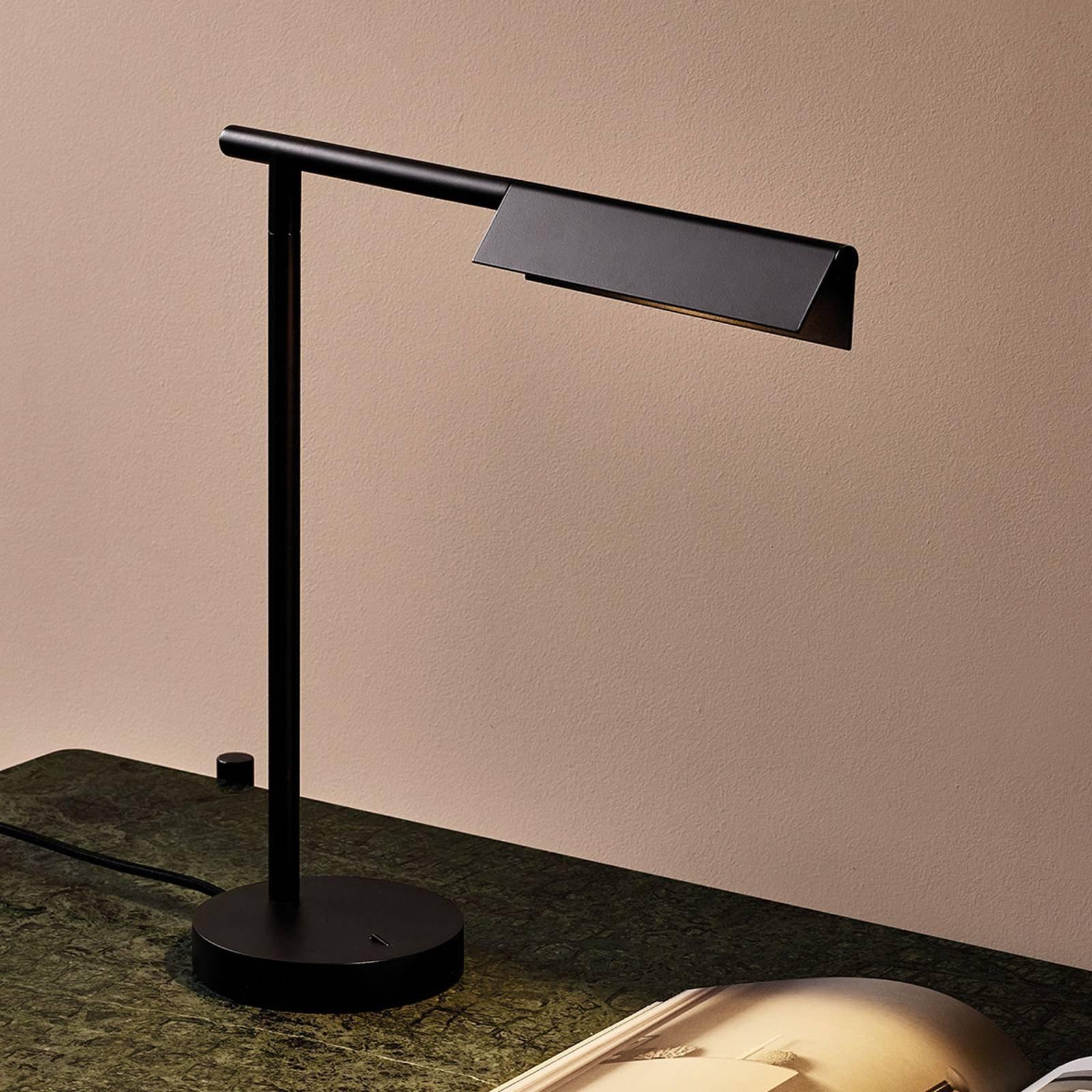 Astro Fold LED table lamp matt black