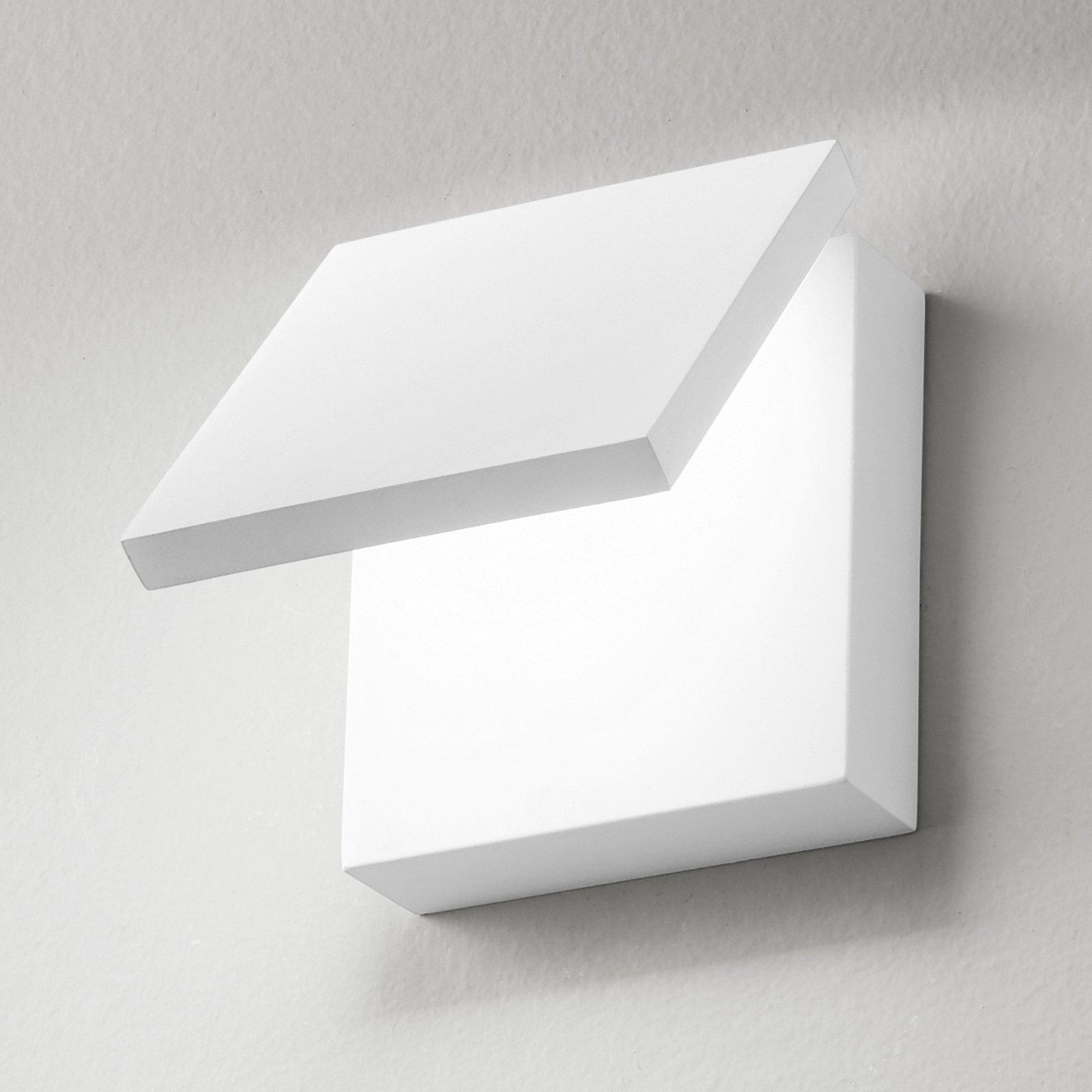 Secret LED wall light  white