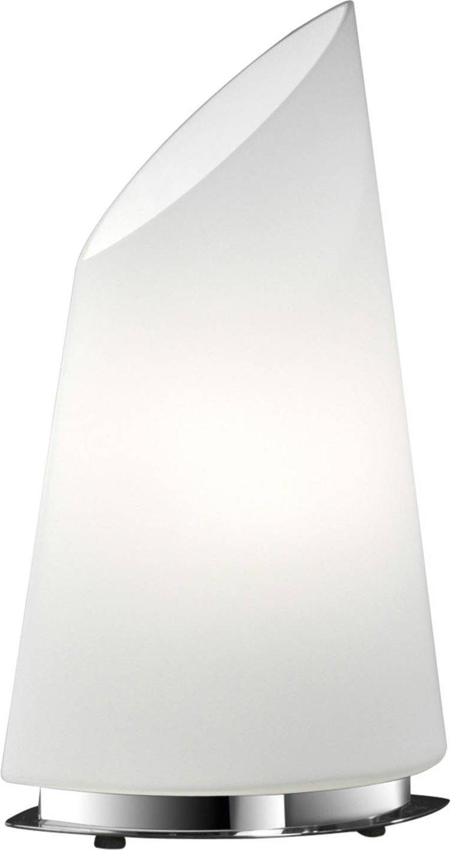 BANKAMP Sail table lamp made of glass height 33 cm