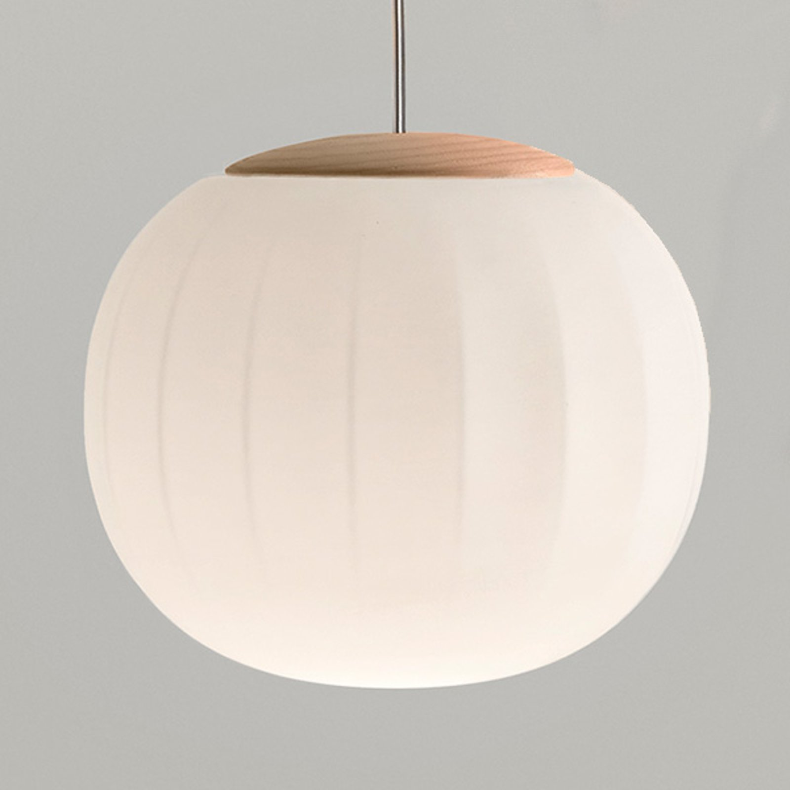 Lita pendant light ash suspension system   18 cm