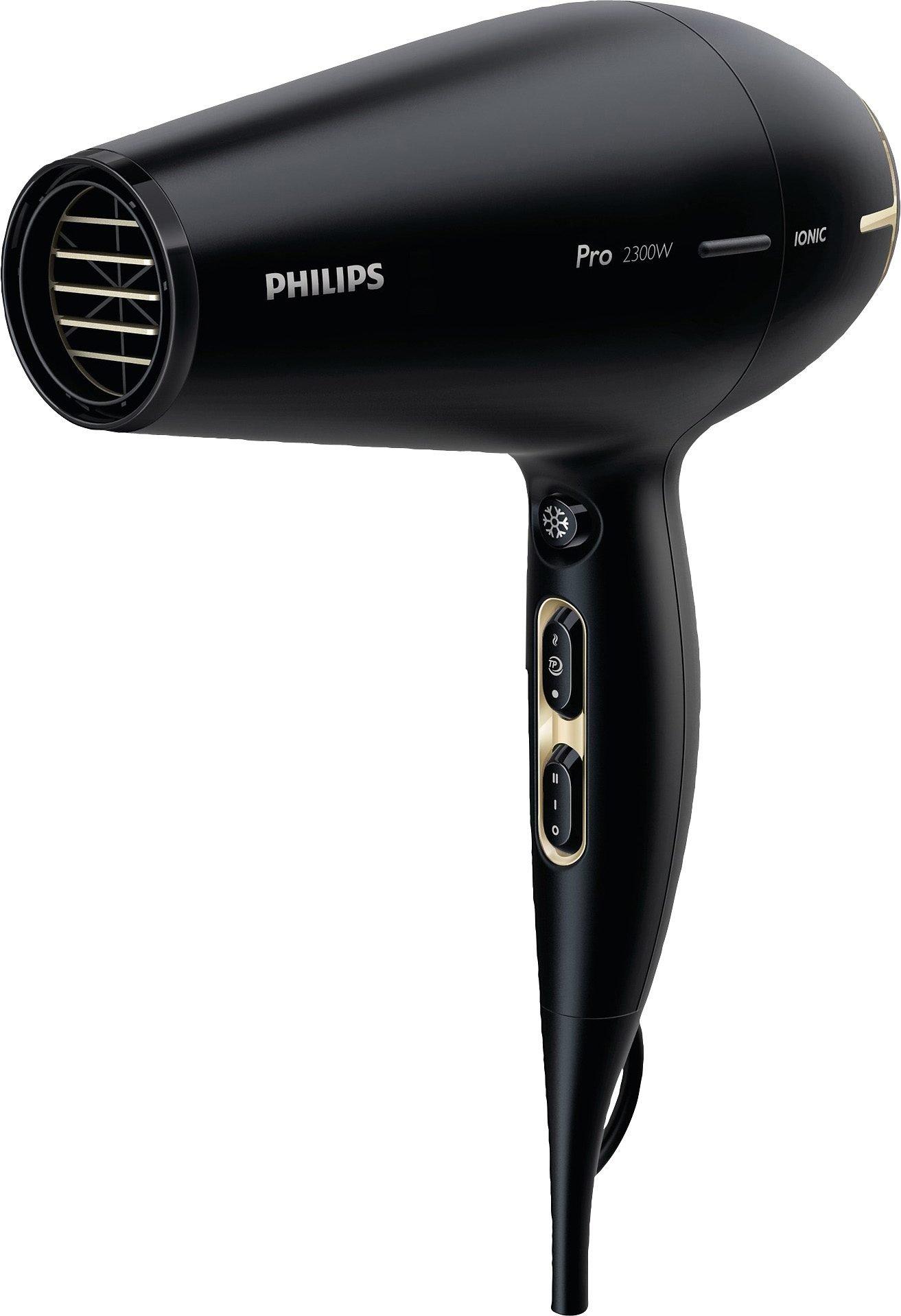 Philips Haartrockner HPS920/00 2300 Watt Aufsätze: 2