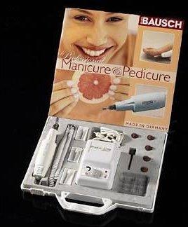 BAUSCH Maniküre-Pediküre-Set