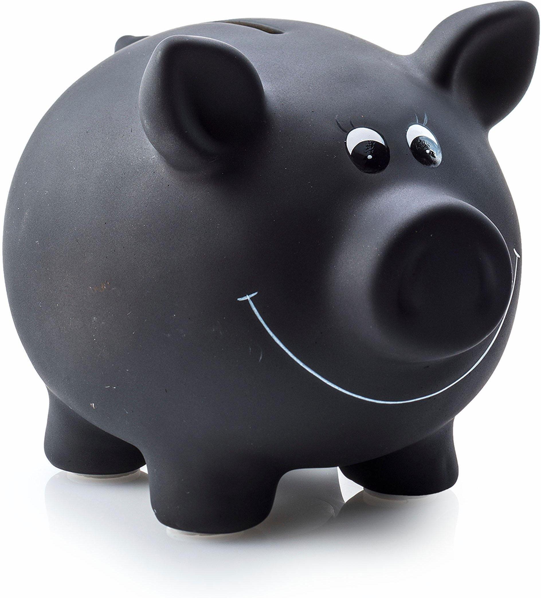 Home affaire Aufbewahrungsbox Schwein
