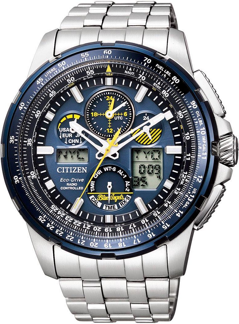 Citizen Funkchronograph Promaster Blue Angel JY8058-50L