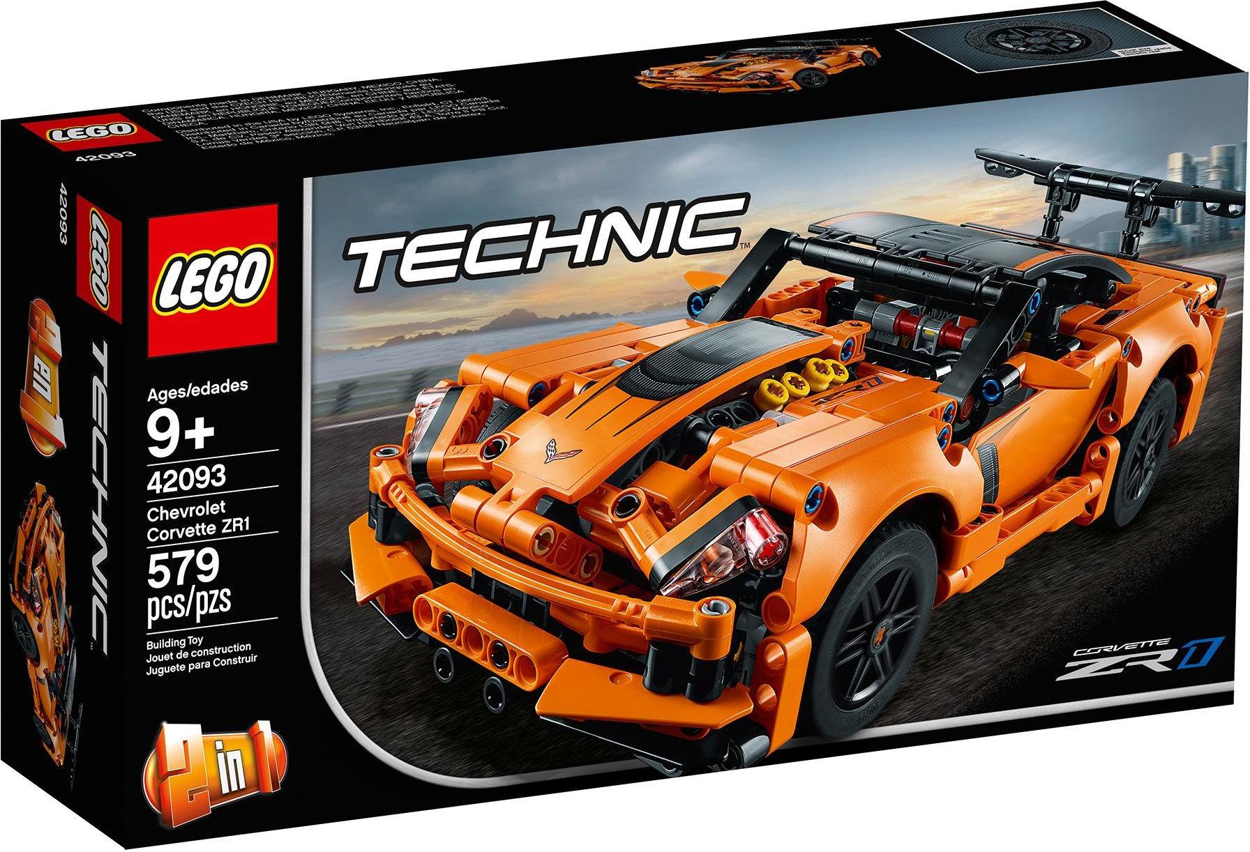 LEGO Konstruktionsspielsteine