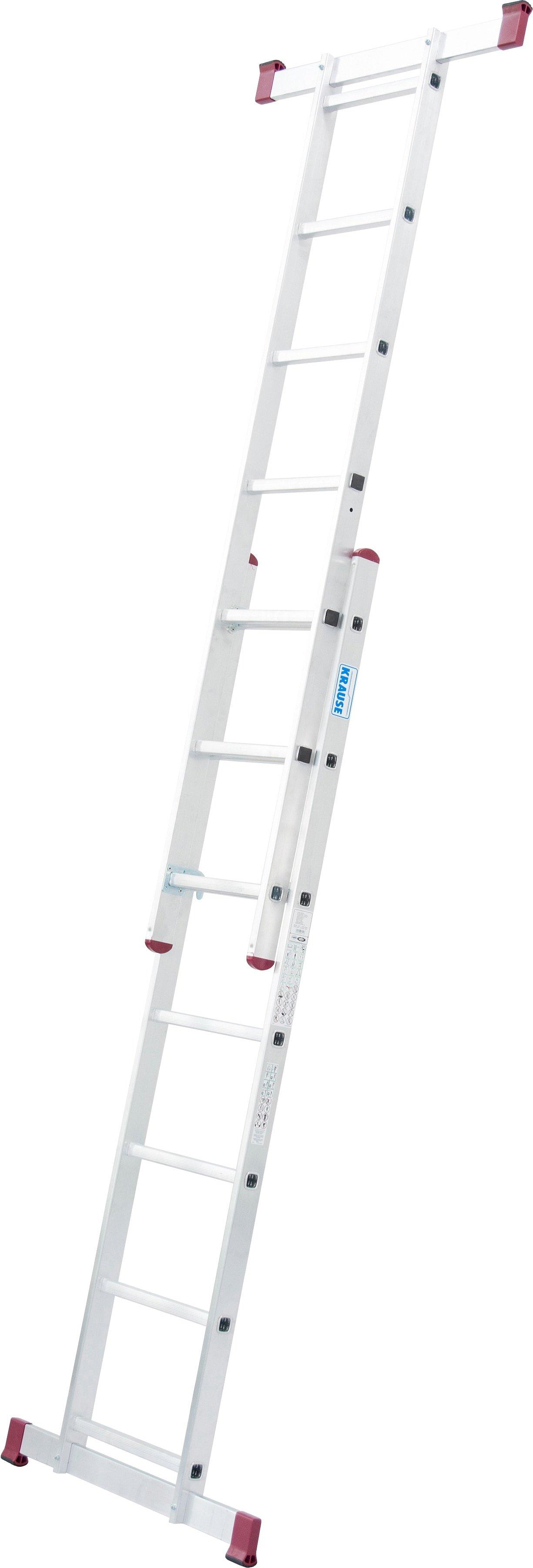 KRAUSE Leiterngerüst Corda 2x7 Sprossen