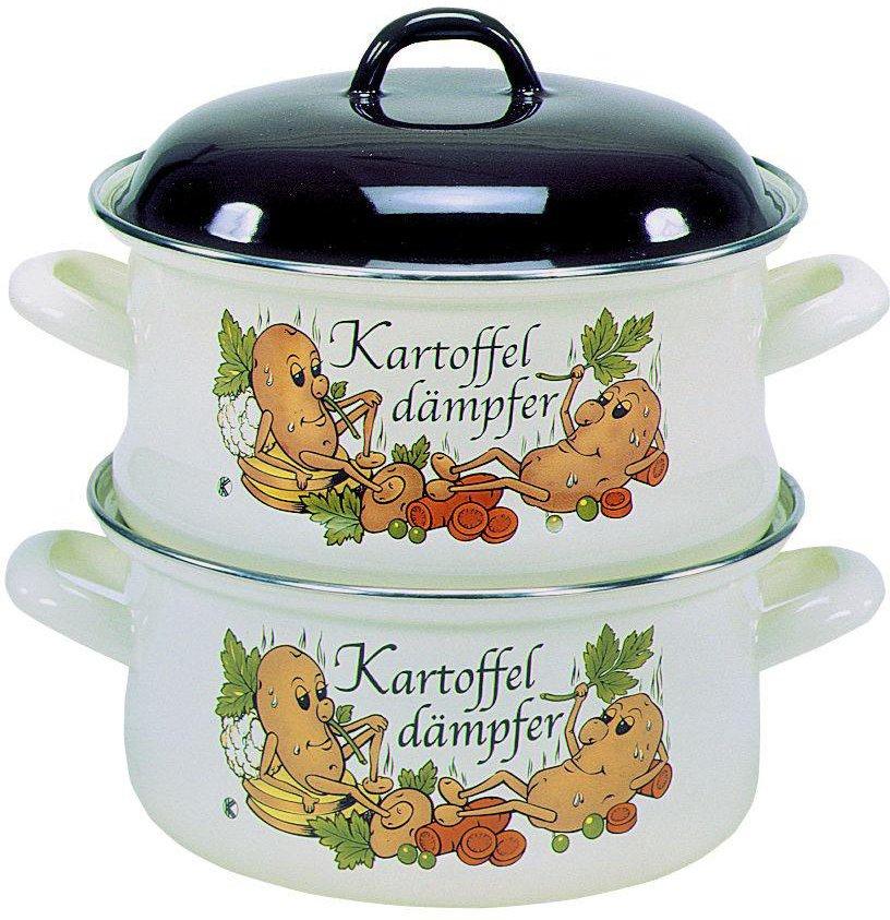 Krüger Dampfgartopf KARTOFFEL (1-tlg)
