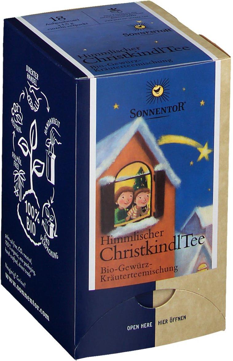 SonnentoR® Himmlischer Christkindl Tee bio