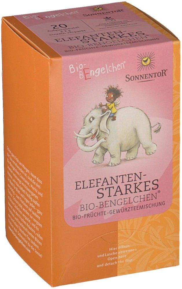 Sonnentor® Elefanten-Starkes Bio-Bengelchen®