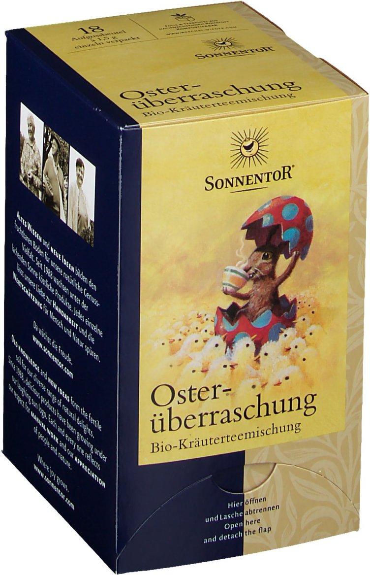 Sonnentor® Osterüberraschung Bio-Kräuterteemischung