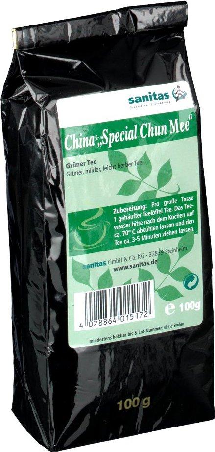 Gruener Tee China special Chun Mee
