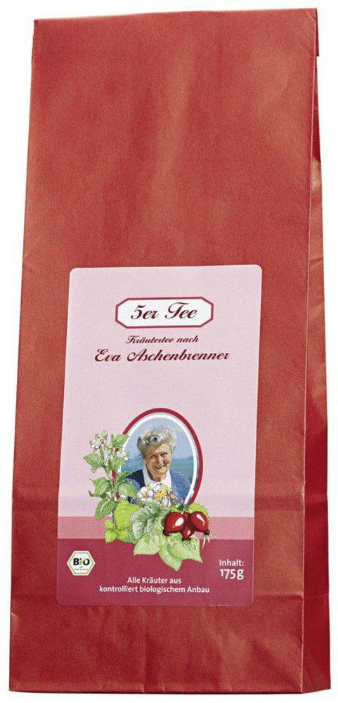 5er Tee Kräutertee nach Eva Aschenbrenner