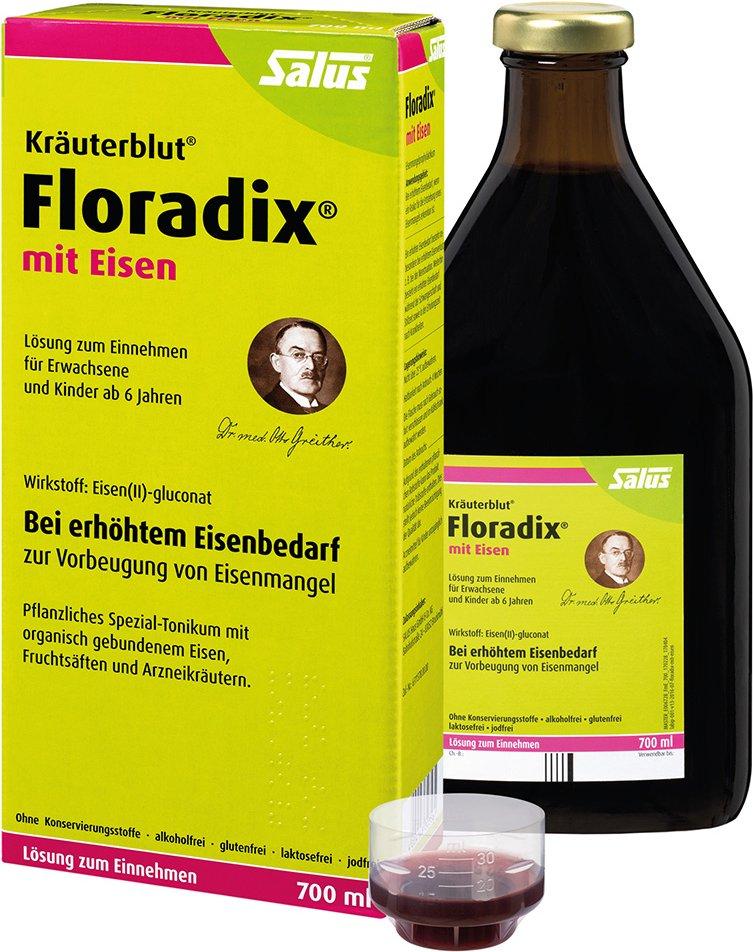 Kräuterblut® Floradix® mit Eisen