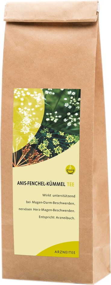 Anis-Fenchel-Kümmel Tee