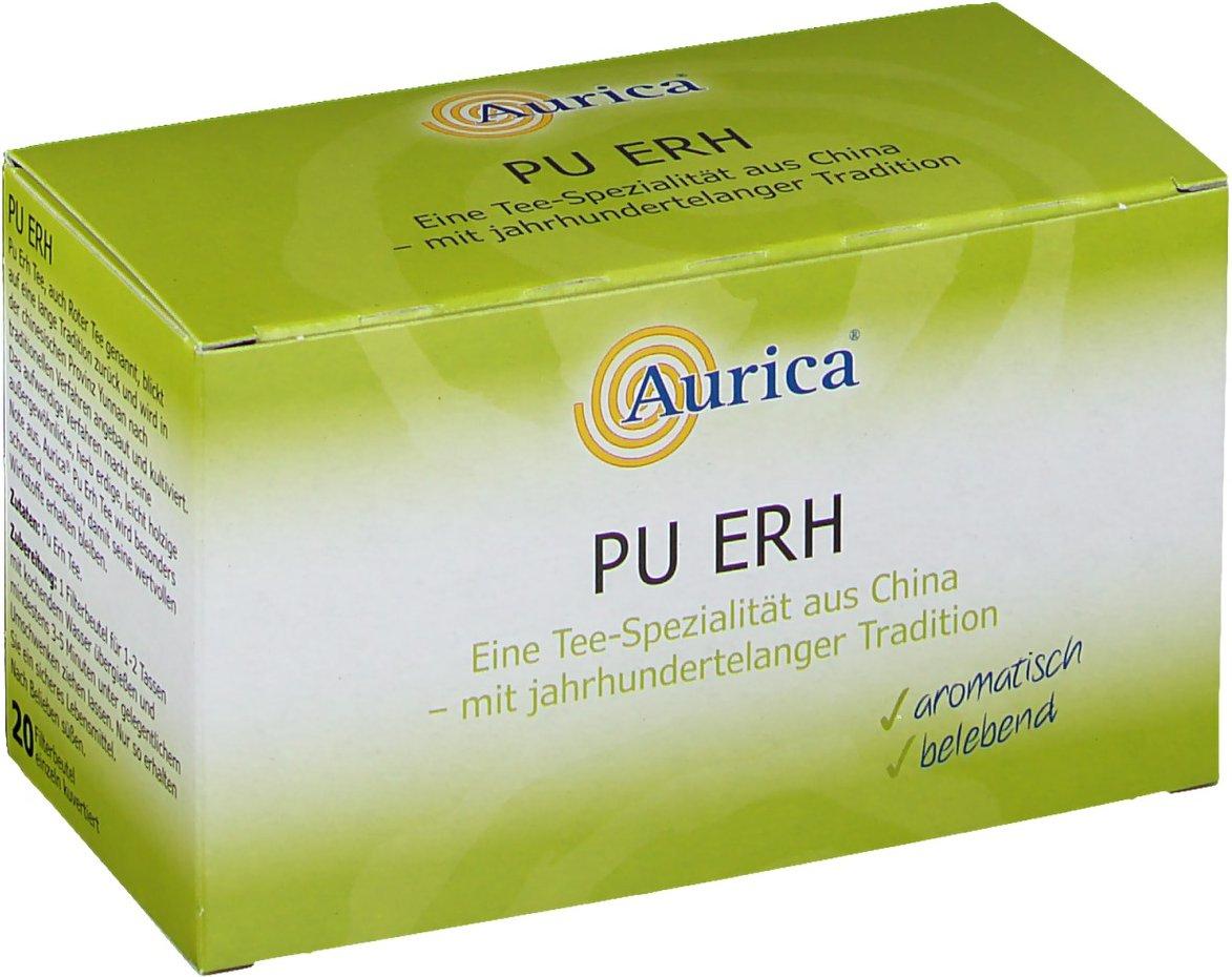 Aurica® Pu Erh Tee