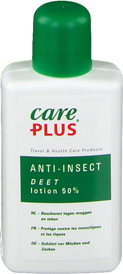 Care Plus® Anti-Insect Deet Lotion 50%