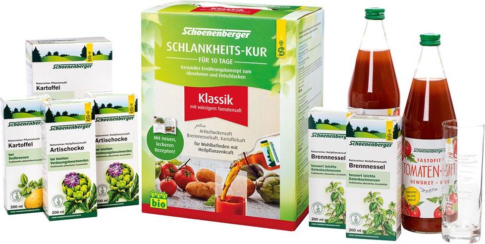 """Schoenenberger® Schlankheits-Kur 'Der Klassiker mit FasToFit"""""""
