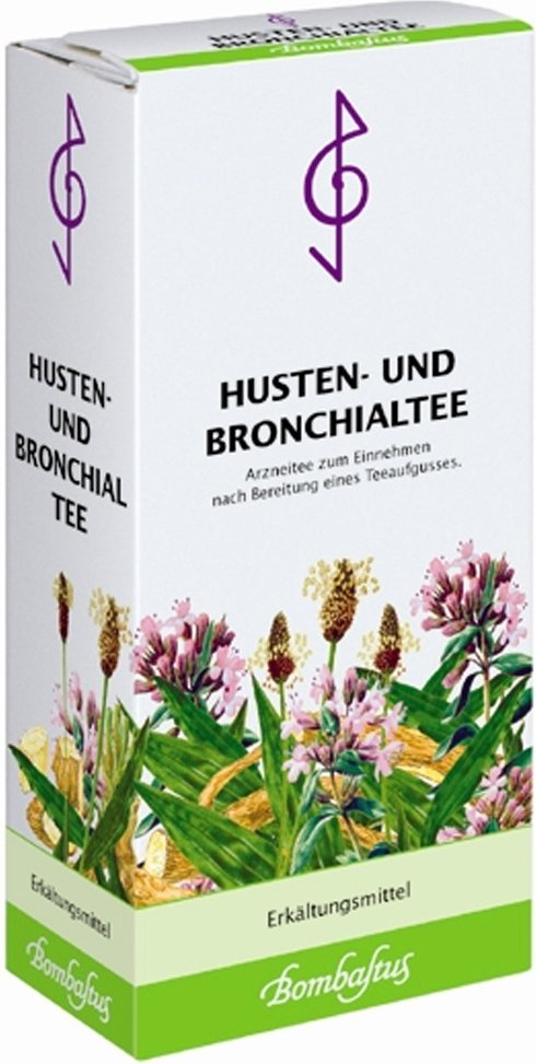 Bombastus Husten- und Bronchialtee