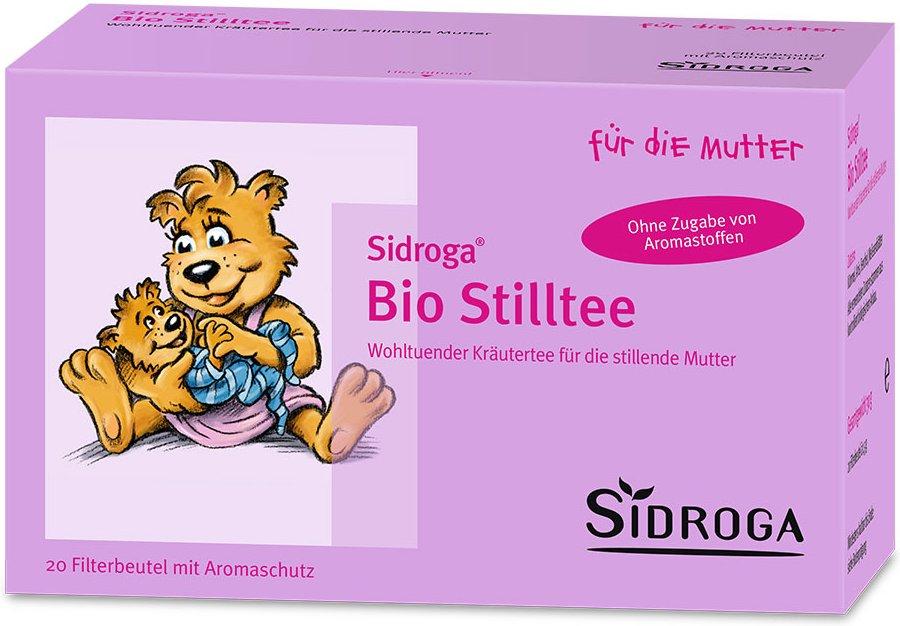 Sidroga® Bio Stilltee