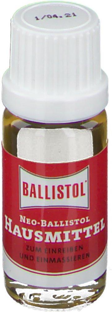 Neo-Ballistol® Hausmittel