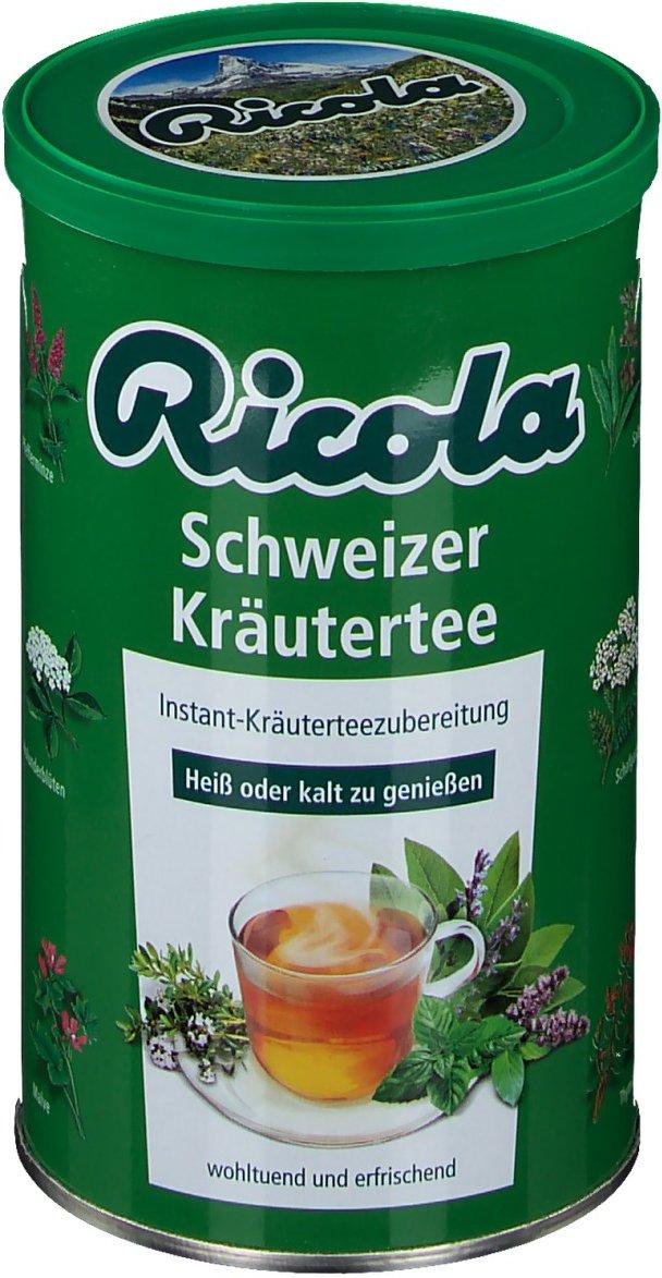 Ricola® Schweizer Kräutertee