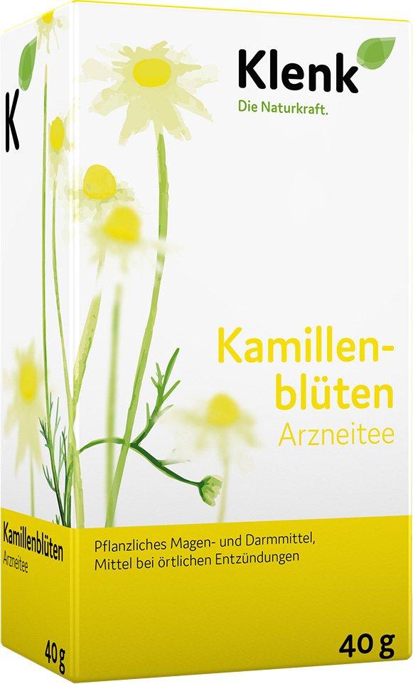 Kamillenblüten Arznei-Tee