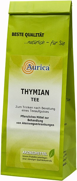 Aurica® Thymian Kraut Tee