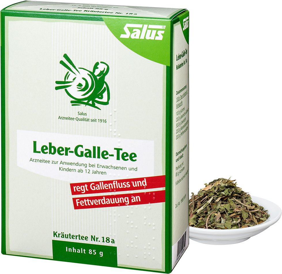 Salus® Leber-Galle-Tee Nr. 18a