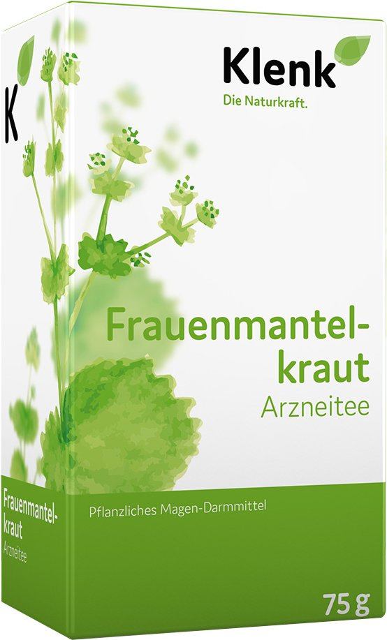 Frauenmantelkraut Arznei-Tee