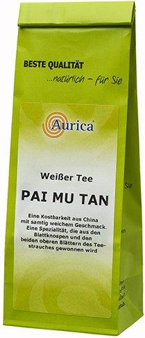 Aurica® Weißer Tee Pai Mu Tan