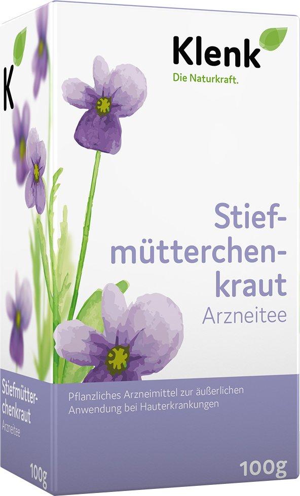 Stiefmütterchenkraut Arznei-Tee