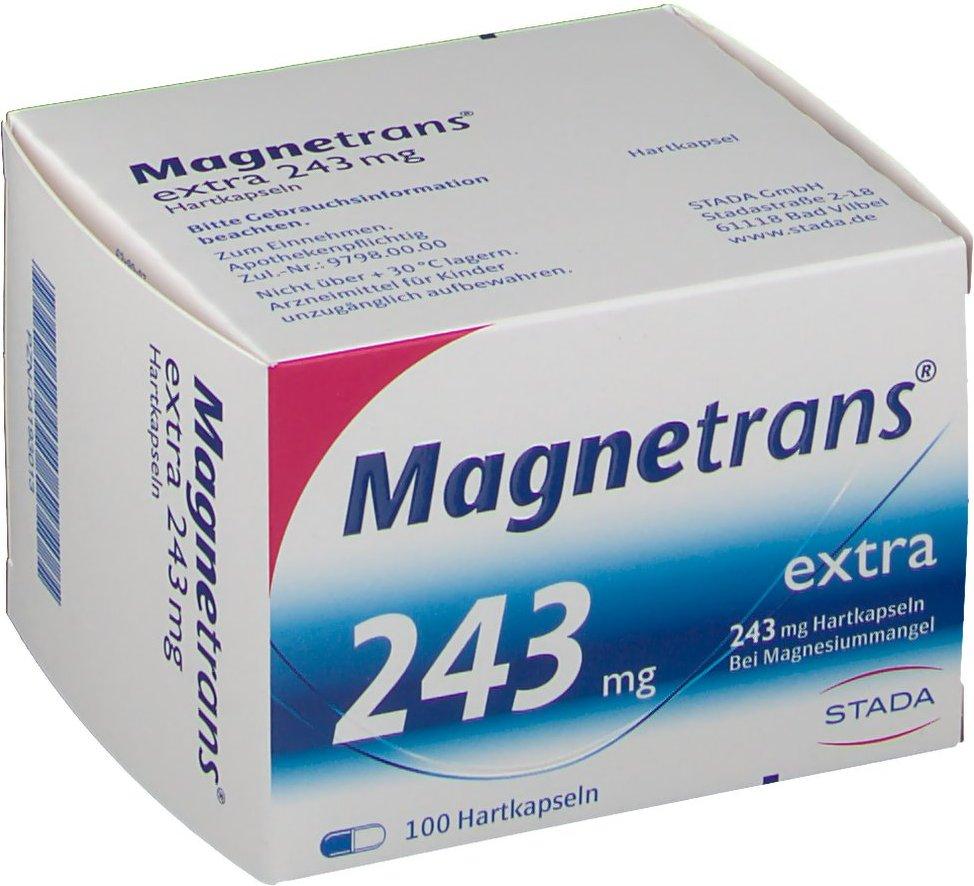 Magnetrans® extra 243 mg Kapseln