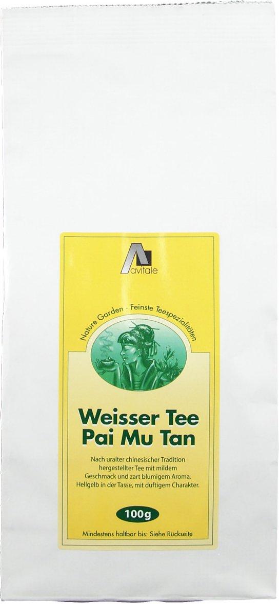Avitale Weisser Tee Pai Mu Tan