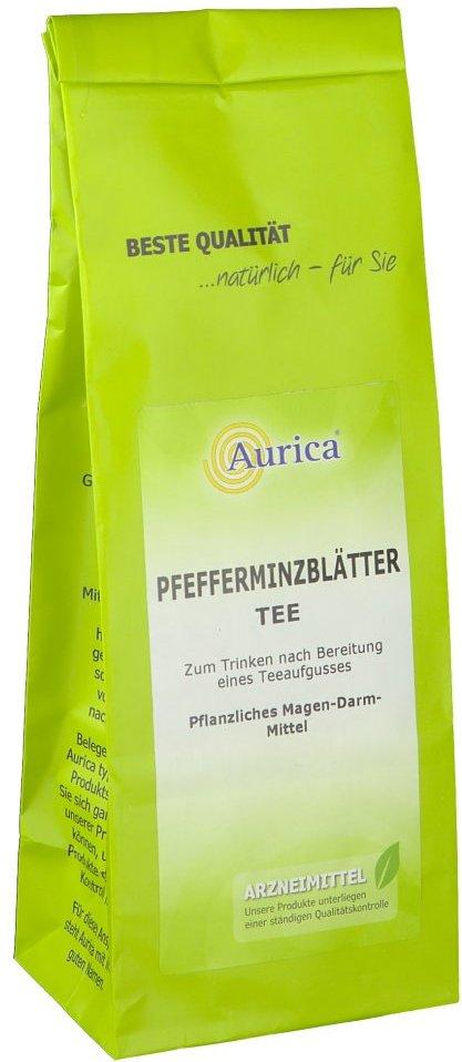 Aurica® Pfefferminzblätter Tee