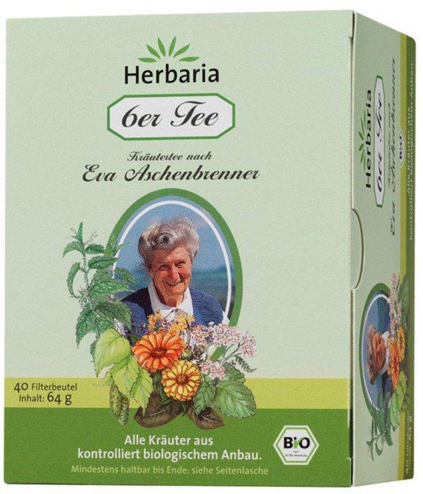 Herbaria 6er Tee Eva Aschenbrenner
