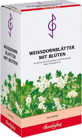 Bombastus Weißdornblätter mit Blüten