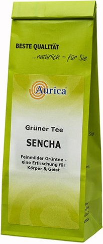 Aurica® Grüner Tee Sencha