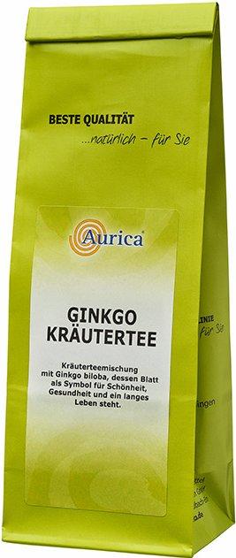 Aurica® Ginkgo Kräutertee