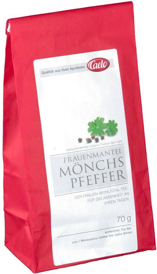 Caelo Frauenmantel-Mönchspfeffer-Tee