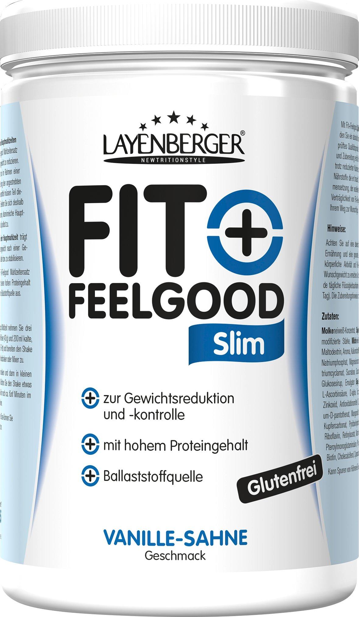 Layenberger® Fit + Feelgood Slim Vanille-Sahne