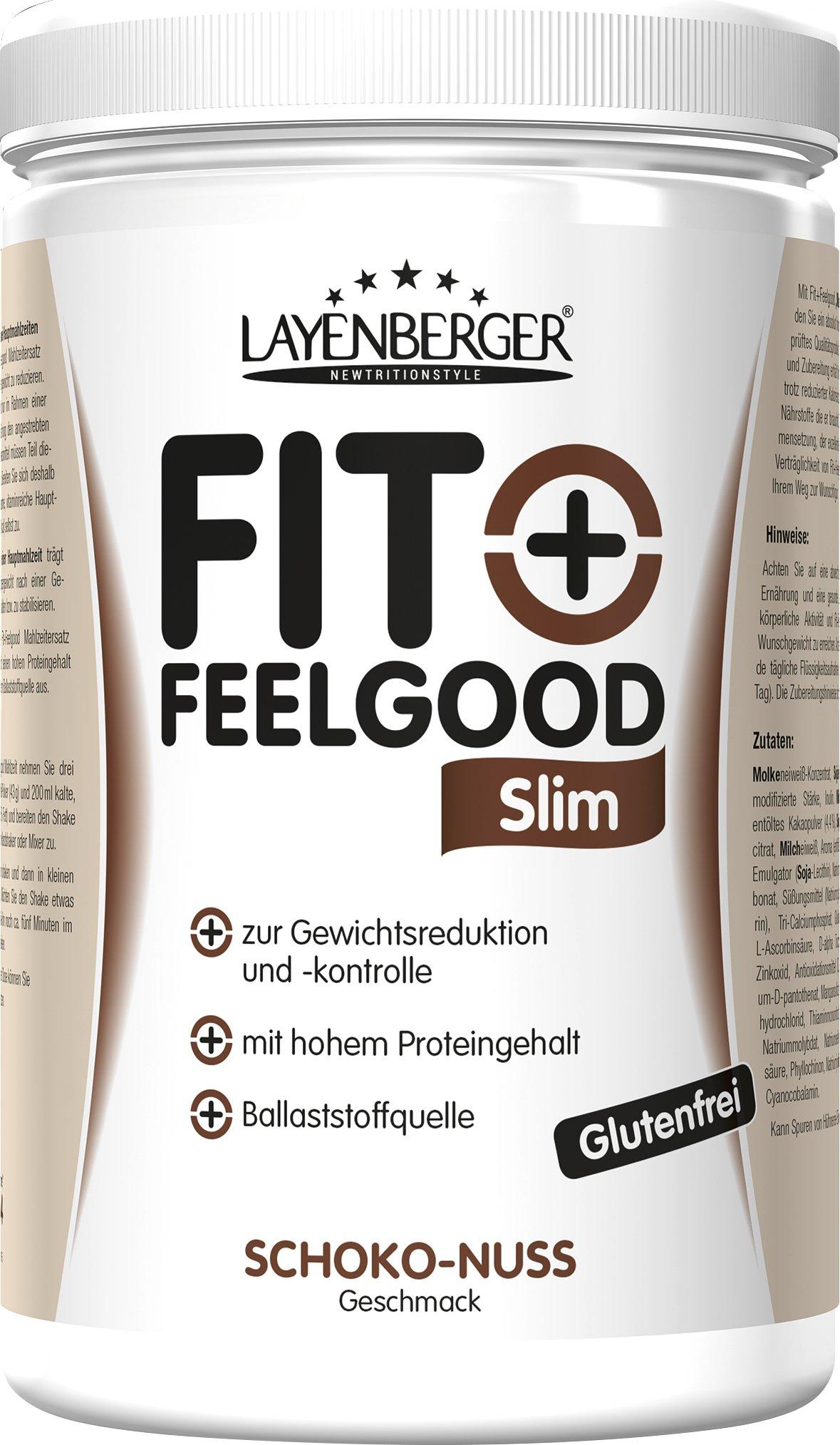 Layenberger® Fit + Feelgood Slim Schoko-Nuss