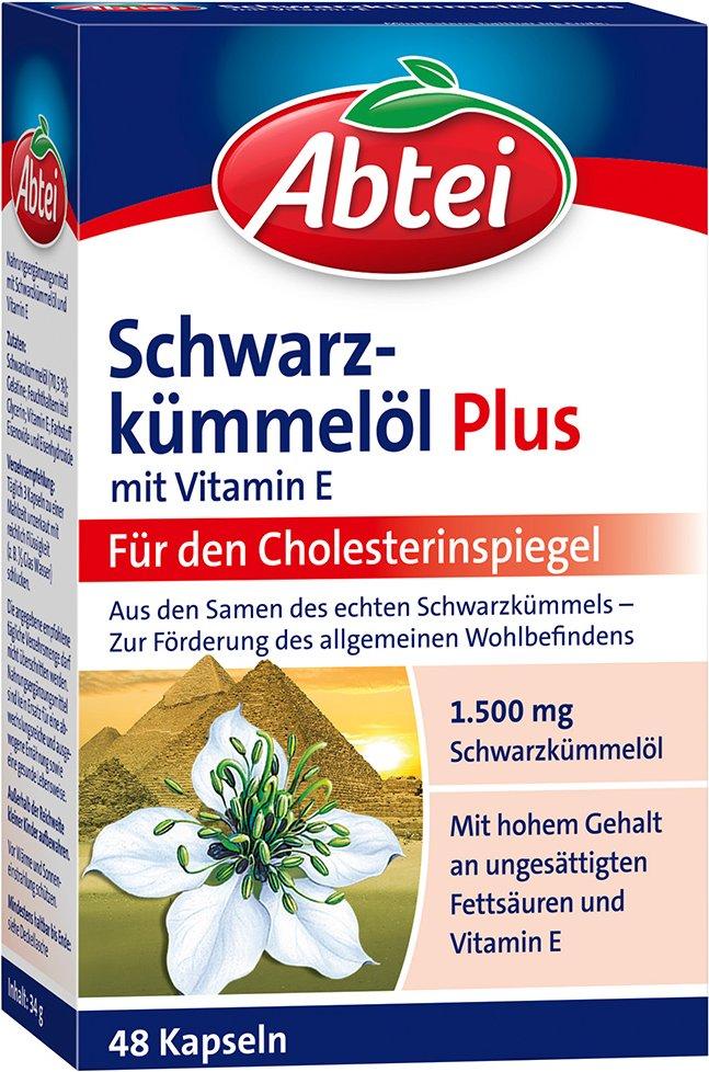 Abtei Schwarzkümmelöl Plus
