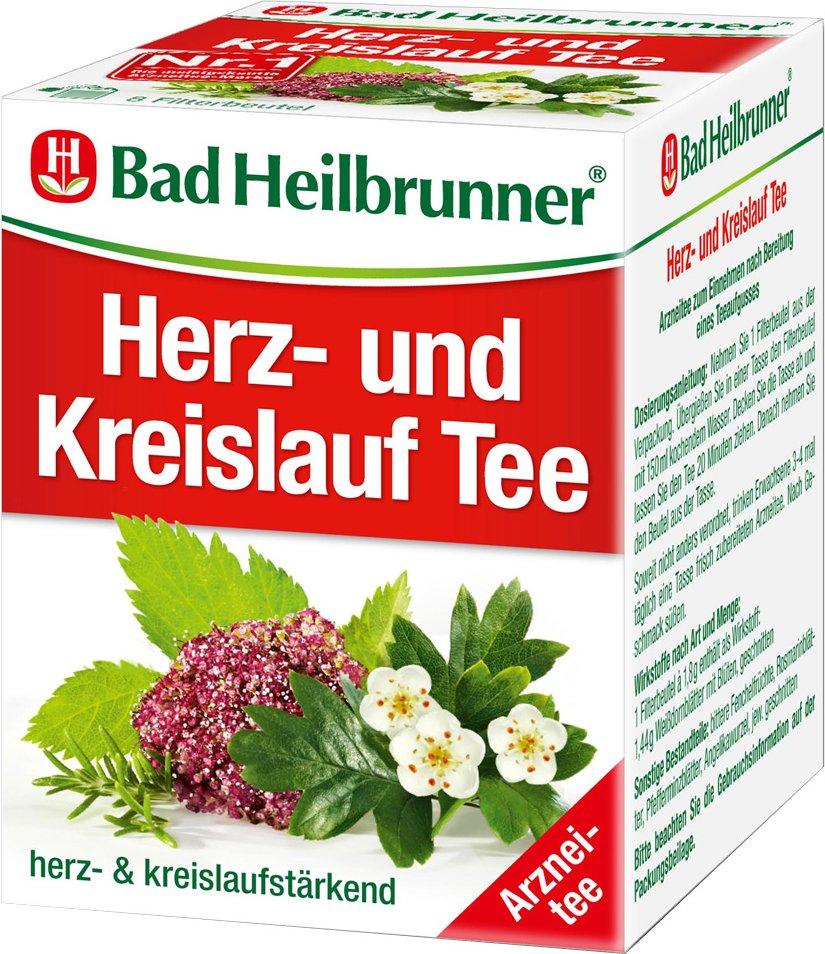 Bad Heilbrunner® Herz- und Kreislauf Tee