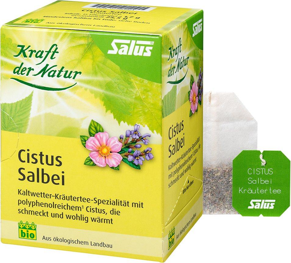 Salus® Kraft der Natur Cistus Salbei